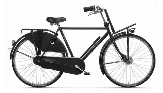 Neue Nostalgie Hollandräder Herren von Batavus