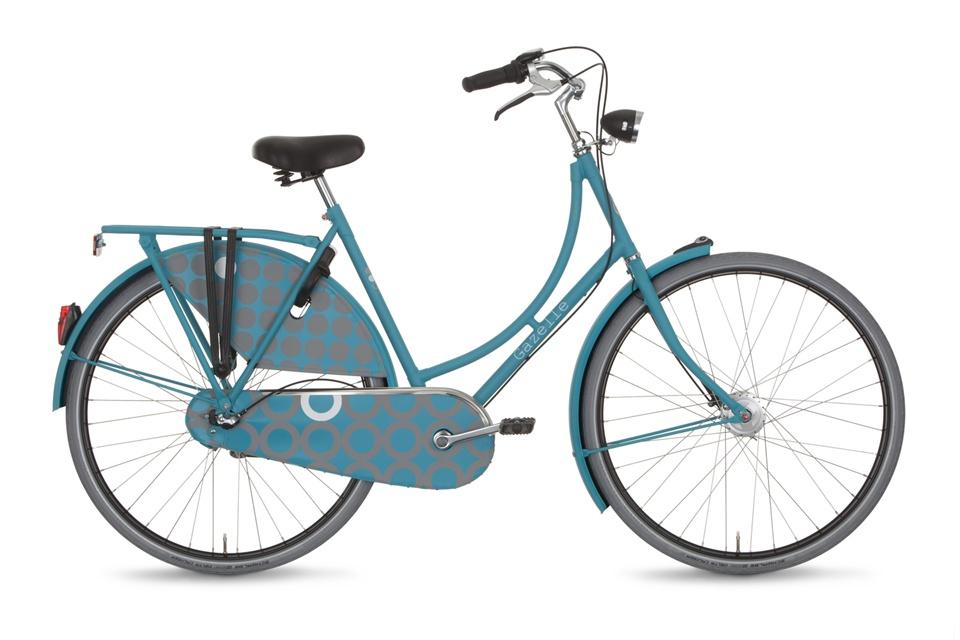 Neu beim Hollandrad Blog- Bald haben wir auch Gazelle Hollandräder imSortiment
