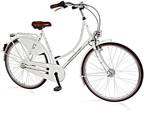gang das hollandrad kultiges fahrrad f r stadt und land. Black Bedroom Furniture Sets. Home Design Ideas