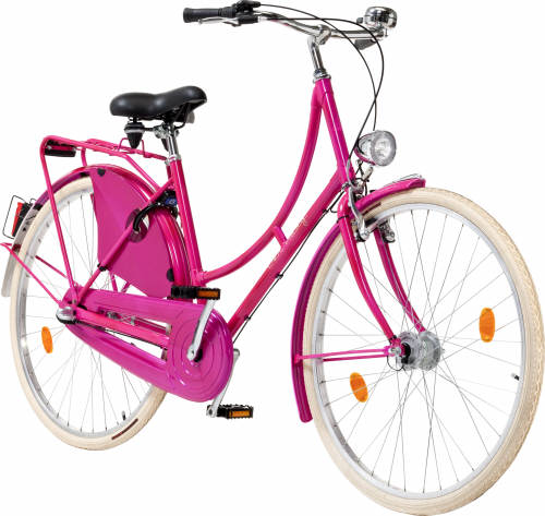 Wieder da- Hollandrad 28 Zoll in rosa pink