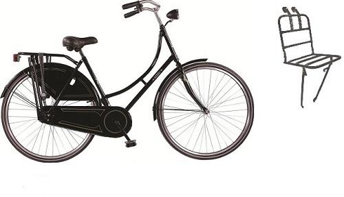 Altec Basic Hollandrad mit Frontgepäckträger für nur 199€ bei Greenbike-Shop