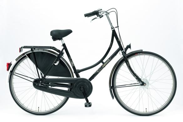 Damen Das Hollandrad Kultiges Fahrrad Fur Stadt Und Land