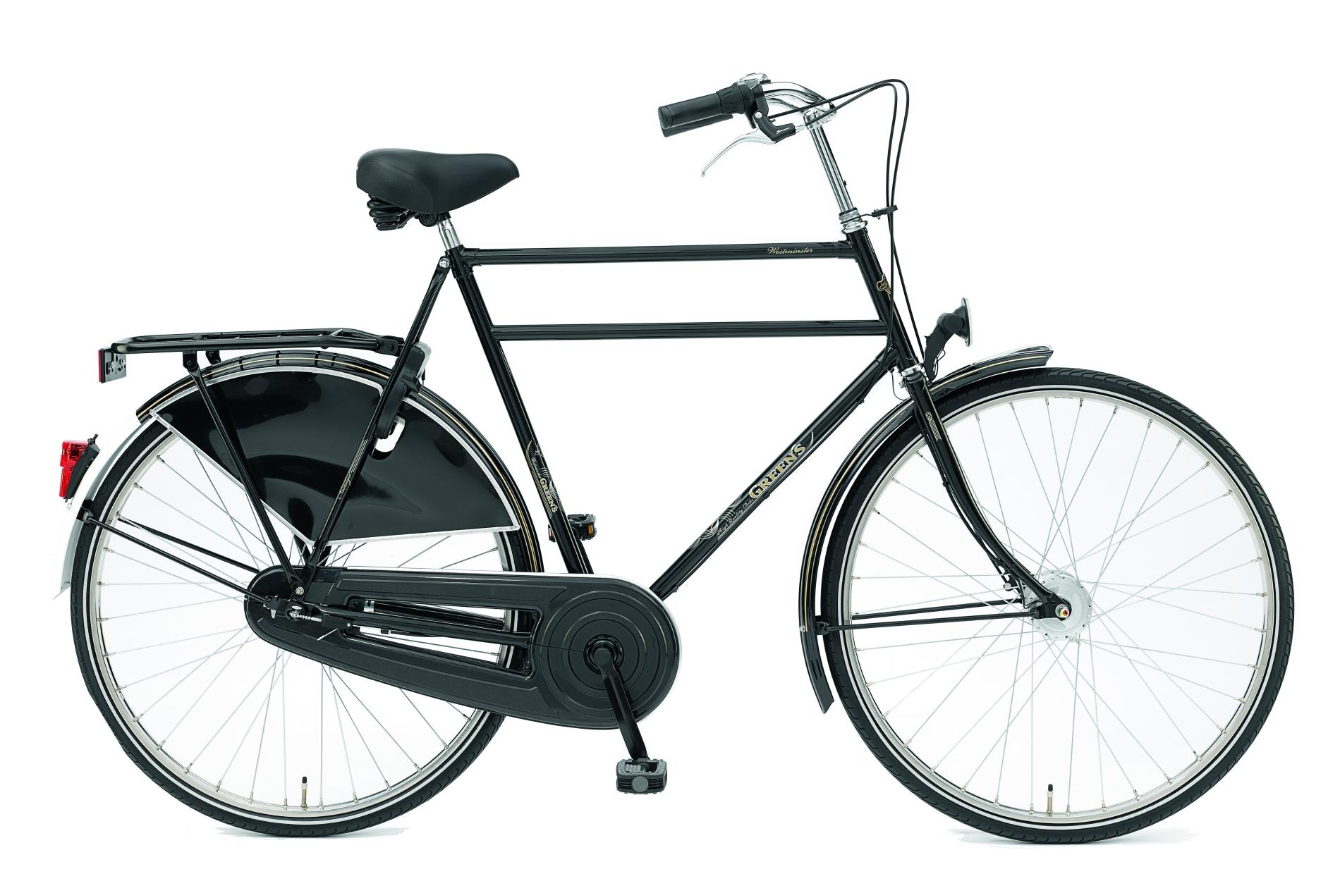 Neu Das Hollandrad Kultiges Fahrrad Fur Stadt Und Land
