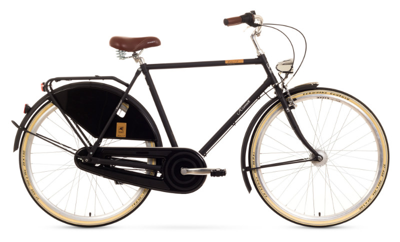 Herren Das Hollandrad Kultiges Fahrrad Fur Stadt Und Land